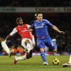 Faith in Djourou and Song Pays Arsenal's Dues
