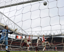 View From The Bank: Arsenal 0 Sunderland 0
