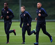 Arsenal To Get Wilshere Fit For Milan