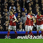 View From The North Bank: Everton 0 Arsenal 1