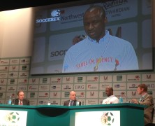Bad Timing For Vieira Gaffe
