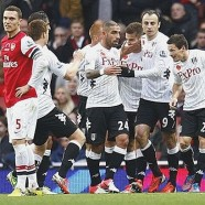 View From The North Bank: Arsenal 3 Fulham 3