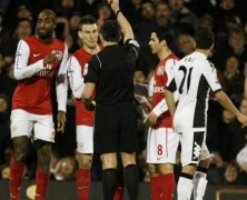 View From The North Bank: Fulham 2 Arsenal 1