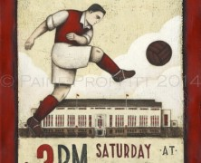 Arsenal Paine Proffitt Artwork Competition
