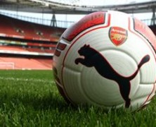 Arsenal & Puma Combine For World First
