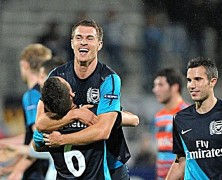 View From The North Bank: Marseille 0 Arsenal 1