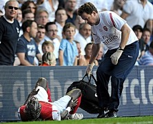 Arsenal's Insult to Injury