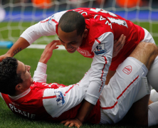 View From The North Bank: Arsenal 7 Blackburn 1