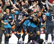 View From The North Bank: Liverpool 1 Arsenal 2