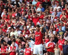 View From The North Bank: Arsenal 0 Sunderland 0