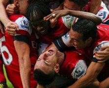 View From The North Bank: Man City 1 Arsenal 1
