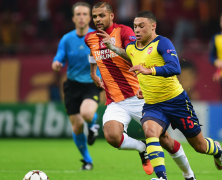Central Reservation Required For The Ox To Drive Arsenal Forward