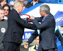 Arsenal Best Placed to End Wenger's Poor Record against Mourinho